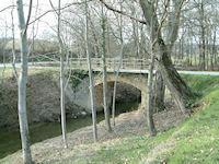 Le Pont sur la Rigole a La Belle Etoile