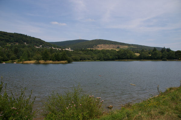 Le Lac de Pradelles Cabardès
