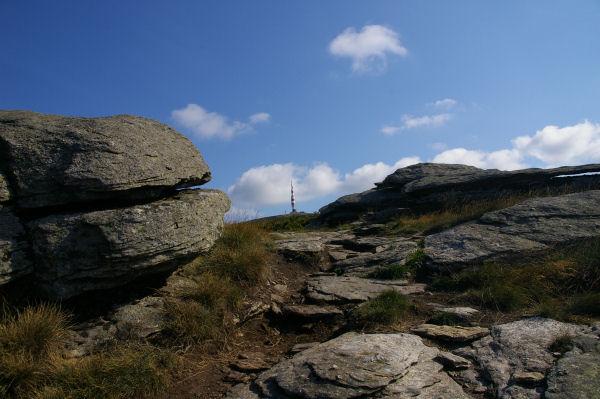 Le Pic de Nore depuis le Roco d&#39Astié