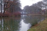 Le Canal du Midi vers Labaillou