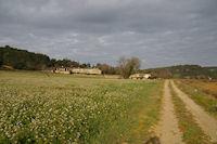 Notre gite au Chateau St Auriol