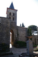 L'eglise de Verdun en Lauragais