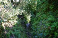 Le petit chemin sous Verdun en Lauragais