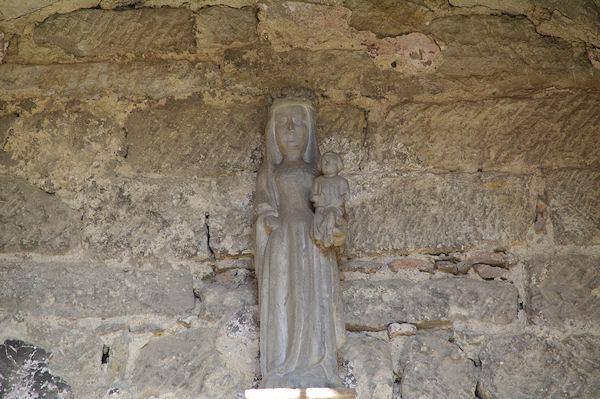 Détail de la Tour des Gardes à St Papoul