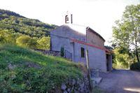 L_église de Lescale