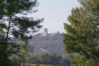 Le chateau de Puivert