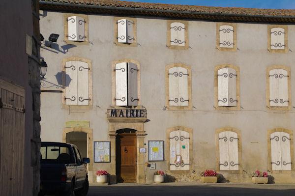 La Mairie de Puivert