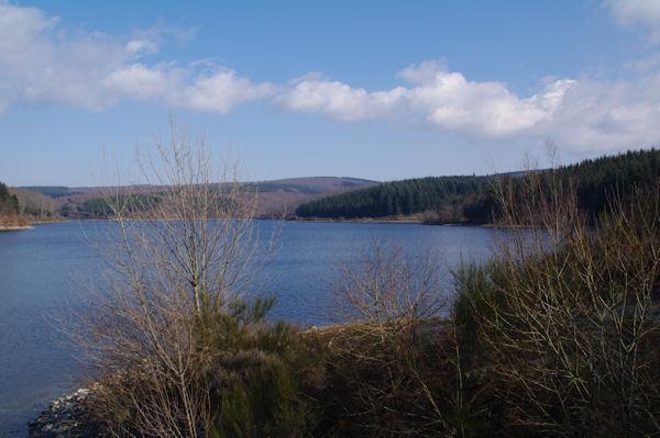 Le Lac de la Galaube