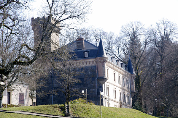 Le château de Ramondens