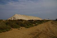 Un montagne de sel