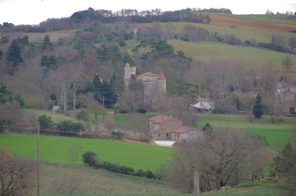 Le château de Belfou