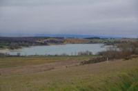 Le Lac de la Ganguise (Retenue de l'Estrade)