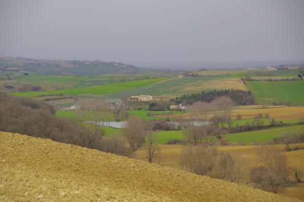 Le vallon du ruisseau du Roc