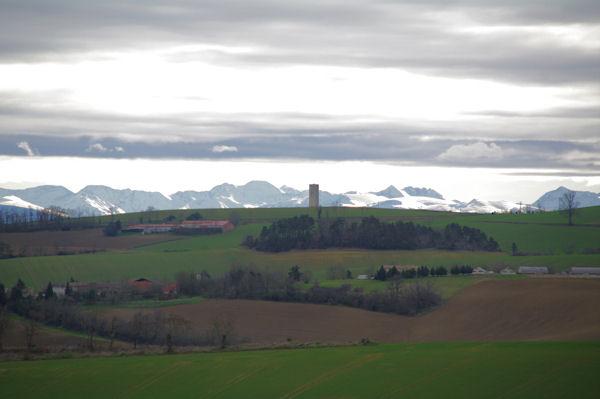 St Barthelémy et Pic de Soularac