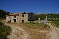 Maison ruinee a La Pierre