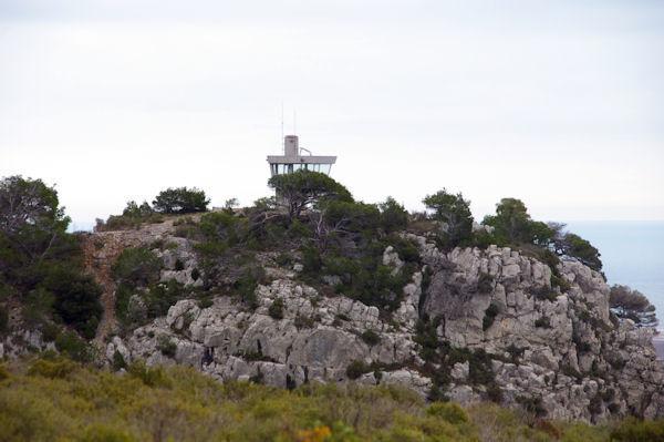 La Tour de Surveillance Incendie à La Vigie