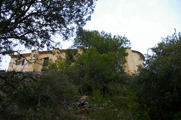 La Chapelle Notre Dame des Auzils