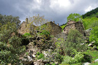 Le hameau d'Heric