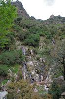 Cascades descendant de la Gleyse et du Roc de Peyris