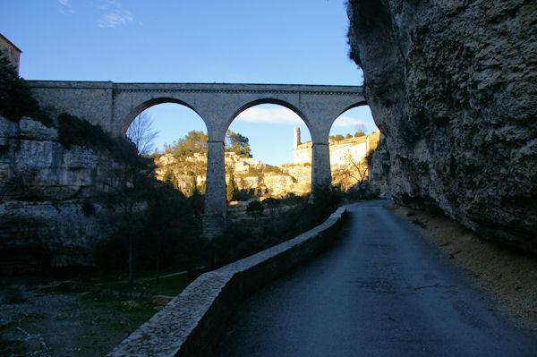 Le pont romain de Minerve
