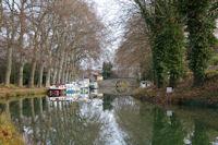 Le Canal du Midi a Colombiers
