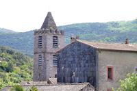 L'eglise de Riols