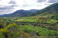 La vallée du Jaur