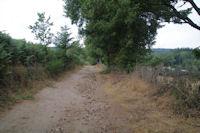 Le chemin vers Le Pioch