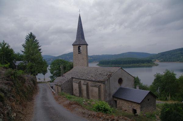 L_église de Villelongue