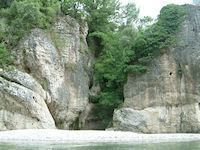Les Gorges du Tarn au depart de La Maleine