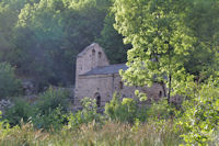 La chapelle Sant Marti d'Envalls