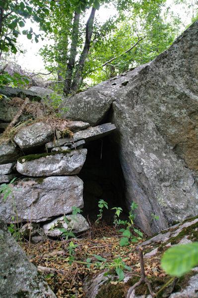 Un orri près de la chapelle de Sant Marti d_Envalls