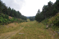 La piste Font Frede