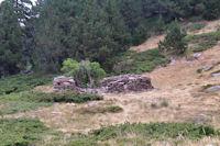 Ruine a La Souche