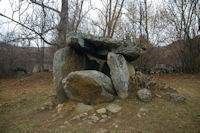Le dolmen de Brangoli