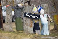 Ambiance festive a Brangoli