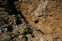 Champ de fouilles a la Mener de l&#39Or