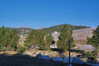 Le barrage des Bouillouses
