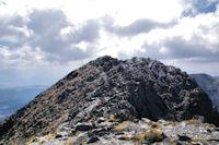 Le sommet du Puig Carlit