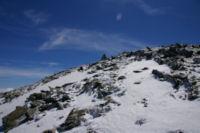 Mega cairn sur l antecime du Puig de Coma d Or
