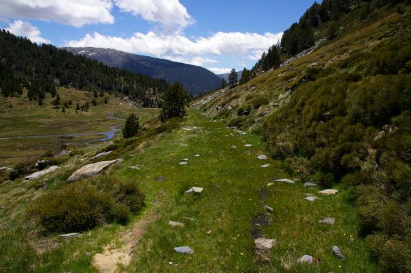 La vallée de Querforc