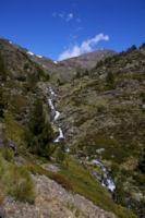 Cascades dans le Rec de Querforc