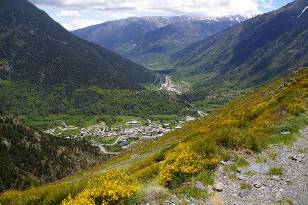 Porte Puymorens et la vallée du Carol