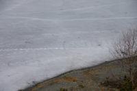 Bon Anniv grave dans la glace, mais a Qui?