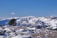 Les Pics du Coll Roig depuis le Pic dels Moros