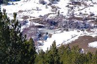 Un laquet dans la vallée de l-Angoustrine