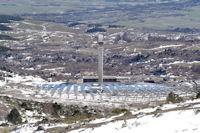 La centrale solaire Thémis