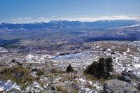 La centrale solaire Themis et la Cerdagne