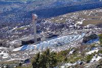 La centrale solaire Themis