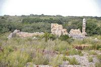 Une ruine après le Planal de la Garrigue